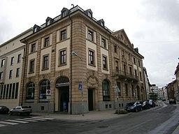 Karl-Marx-Straße in Kaiserslautern