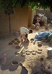 Kalabougou potters (6392346)