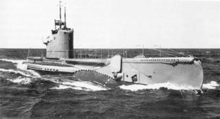 Soviet submarine Baltic Sea campaign in 1941