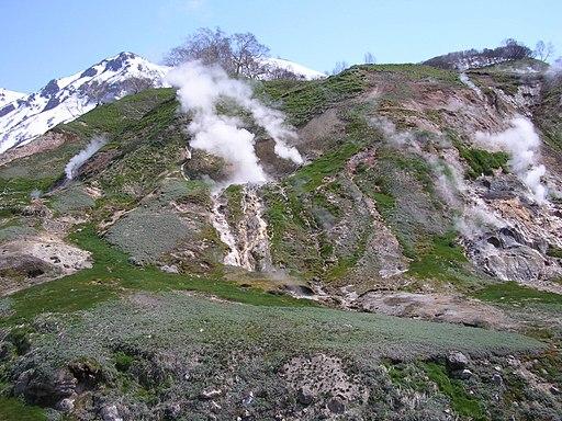 Kamchatka Dolina geizerov 3