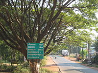 Traffic Sign In Kannur Road Signs