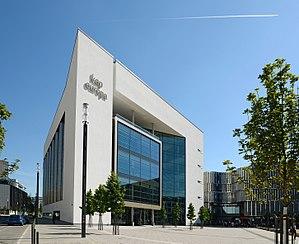 Messe Frankfurt - Image: Kap Europa
