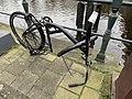 Kapotte fiets op de Korte Zoutkeetsgrach.jpg