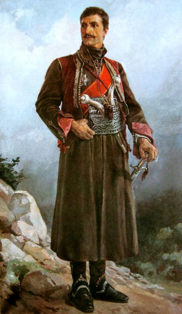 Karađorđe, standing