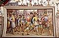 Karel van mander e aiuti, sala di fetonte, 1574-77, scene della notte di san bartolomeo, gaspard de coligny 03.jpg