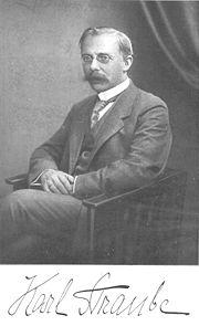 Karl straube