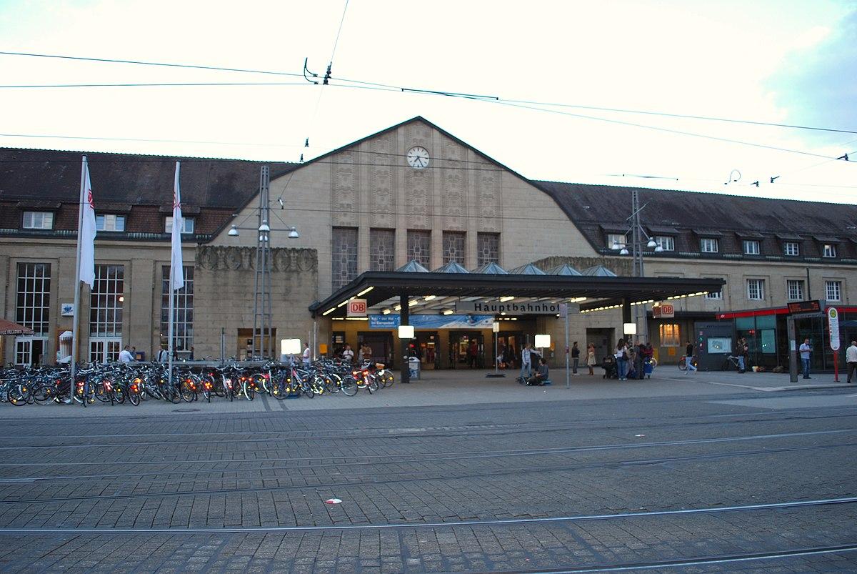 Stazione Di Karlsruhe Centrale Wikipedia