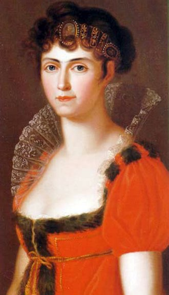 Caroline of Baden - Image: Karoline Königin von Bayern