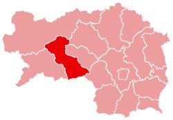 Judenburg District #