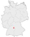 Karte Crailsheim in Deutschland.png