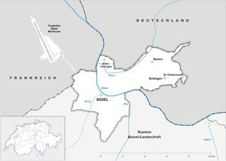 Canton of Basel-Stadt Canton of Switzerland