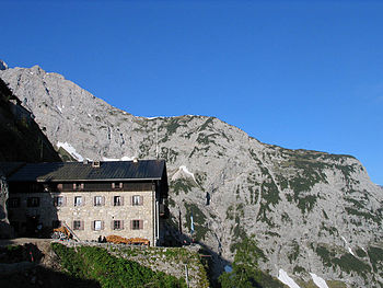 Karwendel – Reiseführer auf Wikivoyage
