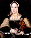 Katharine of Aragon with a monkey.jpg