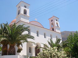 Kavoussi Lasithi church Agia Triada.JPG