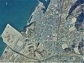 Kawanoe district Shikokuchuo city center area Aerial photograph.1975.jpg