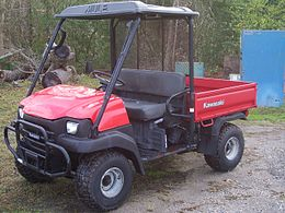 Kawasaki Mule  Electrical Diagram