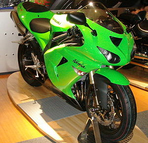 Kawasaki Heavy Industries Motorcycle & Engine - 2006 Kawasaki Ninja ZX-10R
