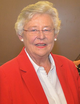 Kay Ivey - Ivey in July 2017