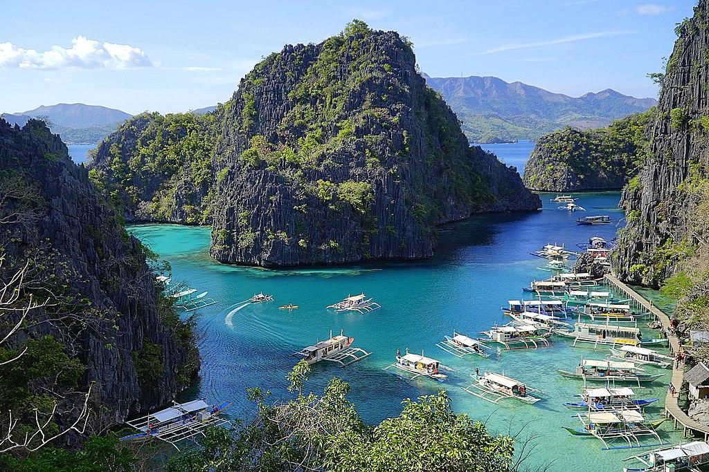Kayangan Lake, Coron - Palawan