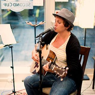 Kellie Loder Canadian singer-songwriter