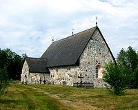 Keminmaa Old Church 2003 07 26.jpg