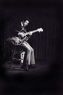American jazz guitarist