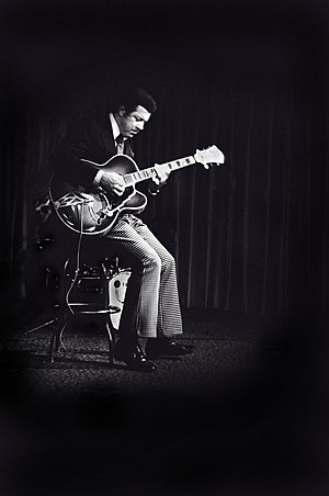 Kenny Burrell - Burrell in Buffalo, New York, 1977