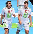 Kent Tonnesen et Harald Reinkind-GoldenLeague-20160110.JPG