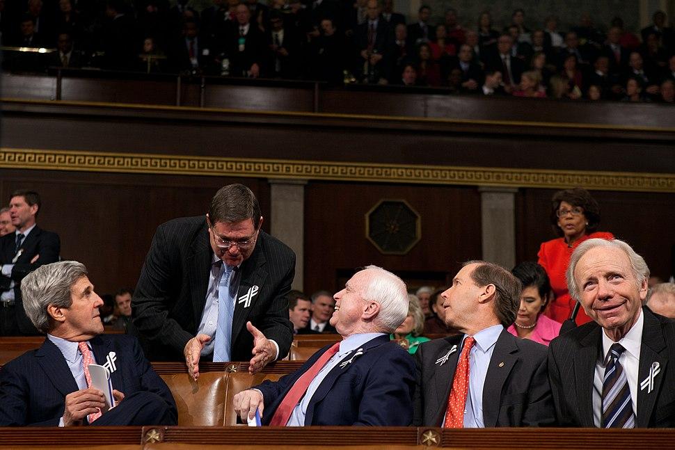 Kerry Burgess McCain Udall Lieberman 2011