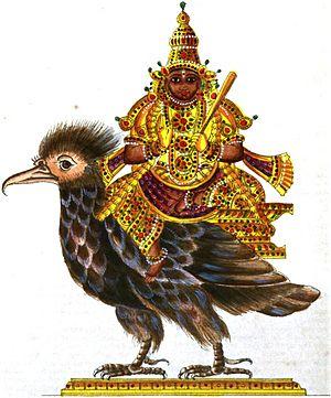 Ketu (mythology) - Ketu: Tail of Demon Snake
