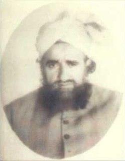 Khwaja Qamar ul Din Sialvi Pakistani politician