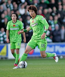 Ki Sung-Yueng - celtic
