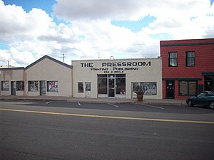 Kingman Standard - Press offices of the Kingman Standard in Kingman, AZ