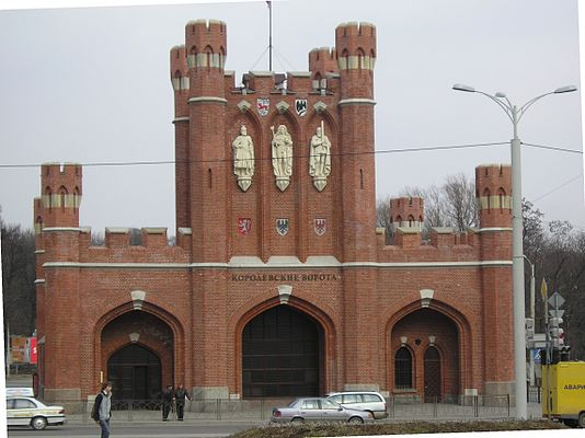 King's Gate (Kaliningrad)