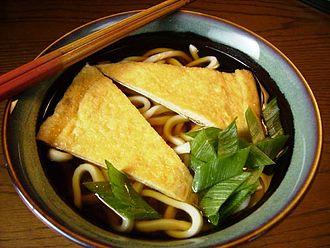 Udon - Kitsune udon