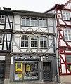 Kleines Fachwerkhaus am Markt - Eschwege Marktplatz 22 - panoramio.jpg