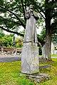 Klenčí pod Čerchovem socha mistra Jana Husa (2).jpg