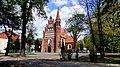 Kościół Garnizonowy pw. NMP Królowej Pokoju, Bernardyńska, Bydgoszcz, Babia Wieś - panoramio (1).jpg