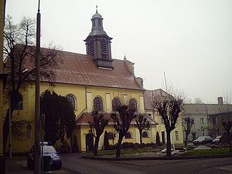 Kościan - Image: Kościół Pana Jezusa 6