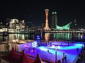 Kobe Port Tower and Harborland at night 20190202-2.jpg