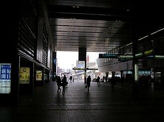 Kokura Station - Kokura Station main entrance