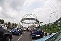 Kolkata Gate Under Construction - Rabindra Tirtha Crossing - Rajarhat - Kolkata 2017-06-21 2818.JPG