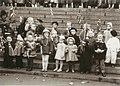 Kongebesøk 1945 - King Haakon visits Trondheim in August 1945 (3808038390).jpg