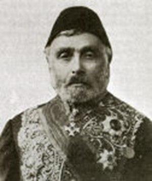 Konstantinos Adosidis - Image: Konstantinos Adosidis Pasha