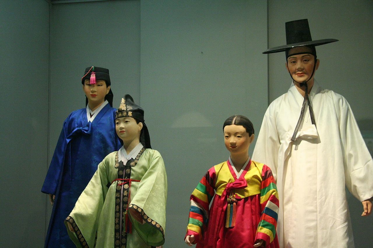 filekorean clothinghanbokjoseon period02  wikipedia