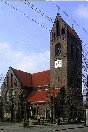 Chropaczów - Our Lady of the Rosary church