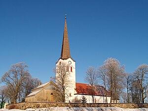 Kose Parish - Image: Kose kirik 2008