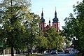 Kostel Nanebevzetí Panny Marie, Mariánské nám., Stará Boleslav, okr. Praha-východ, Středočeský kraj 02.jpg
