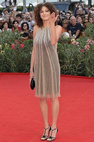 Kseniya Rappoport - Kseniya Rappoport in the Venice Film Festival on September 2009.