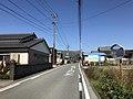 Kumamoto Prefectural Road No.149 near Akamizu Station 5.jpg